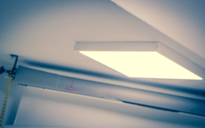 De donkere kamer van vroeger is de lichte kamer geworden!