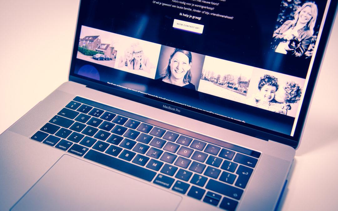 Mijn computer: een MacBook Pro