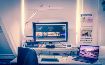 Mijn werkplek als fotograaf